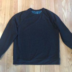 Lululemon men's crew neck sweatshirt